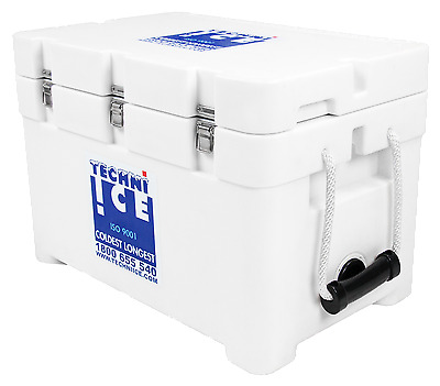 Techni Ice SIGNATURE SERIES 8–25 Day Rated 45L Ice Box Cooler