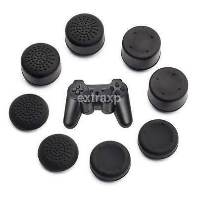 8X Controller Thumb Stick Grip Joystick Cap Cover Analog For PS4 Game Button Hot