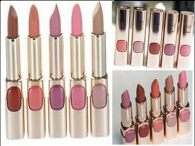 L'oreal Color Riche Collection Star Lipstick Brand New Choose  Your Shade