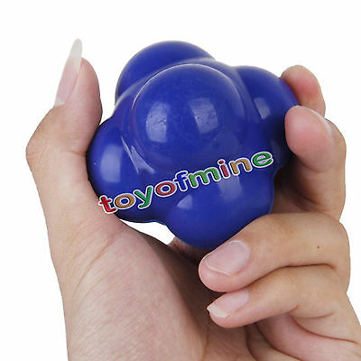 1PC Sports Speed Training Ball Agility Softball Reflex Training Reaction Ball
