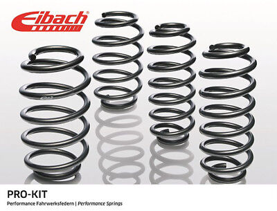 Eibach Pro-Kit Federn Springs für VW GOLF VI ABE