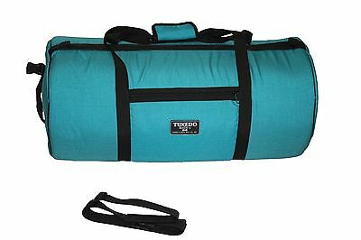 Humes AND Berg TX541T 30.5 X 14.5-Inches Tuxedo Drum Hardware Bag COLOR TEAL