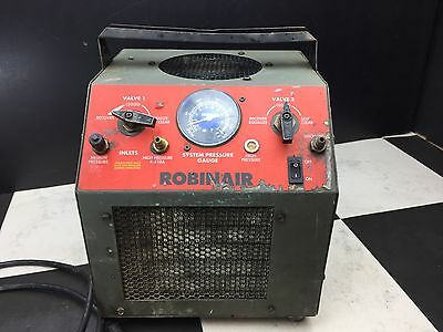 Robinair CoolTech 25175A Portable AC Refrigerant Recovery Machine