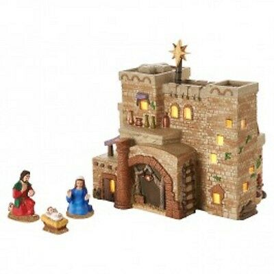 Department 56,  Little Town of Bethlehem - The Inn at Bethlehem Set, 4050943