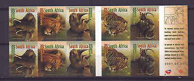 SOUTH AFRICA Booklet Mi 1338-1342 Mnh  [048]