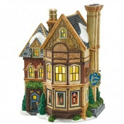 Department 56, Dept 56 Dickens Village The London Gallery, 4050929