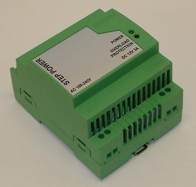 New Phoenix Contact 12 Vdc  Power Supply Step-Ps-100-240Ac/12Dc/3