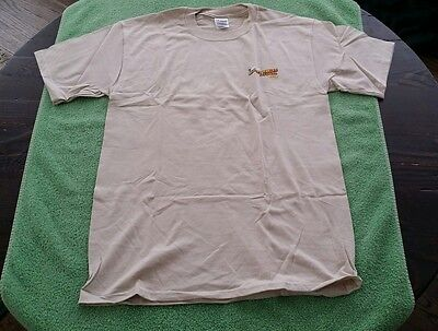2003 Doheny Blues Music Festival CA Size M T-Shirt Beige Johnny Lang California