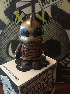 """The Rocketeer Disney Vinylmation Movieland Series 3"""" Figure! New With Box!"""