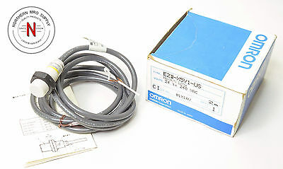 Omron E2F-X5Y1-Us Inductive Proximity Switch, 24-240Vac