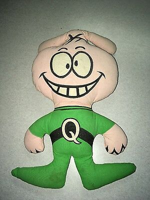 """Very RARE VINTAGE 1960's QUISP CEREAL ADVERTISING 12"""" DOLL. Collectible."""