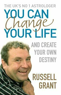 You Can Change Your Life: And Create Your Own Des... by Grant, Russell Paperback