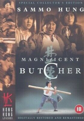 The Magnificent Butcher [DVD] - DVD  53VG The Cheap Fast Free Post