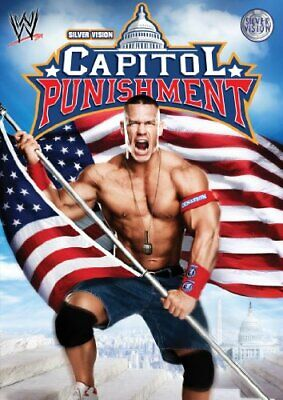 WWE - Capitol Punishment 2011 [DVD] - DVD  GMVG The Cheap Fast Free Post