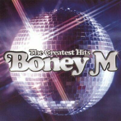 Boney M - The Greatest Hits - Boney M CD AYVG The Cheap Fast Free Post The Cheap