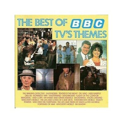 Various Artists - The Best of BBC TV's Themes - Various Artists CD 9YVG The The