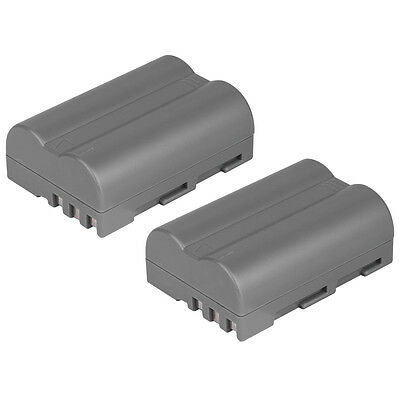 2 x BATTERY FOR NIKON EN-EL3e Nikon D90 D80 D700 D70S D300 D300S D200