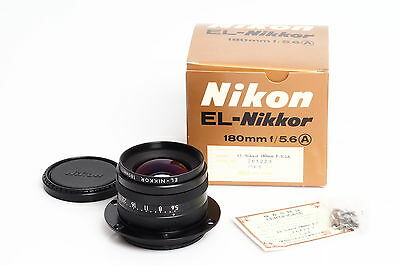 Nikon EL-Nikkor 5.6/180mm A *NEW OLD STOCK*
