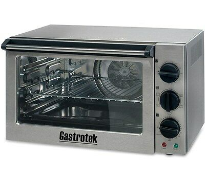 Gastrotek 26 ltr Convection Oven With Grill. - Bake Off - Baked Potato Oven.