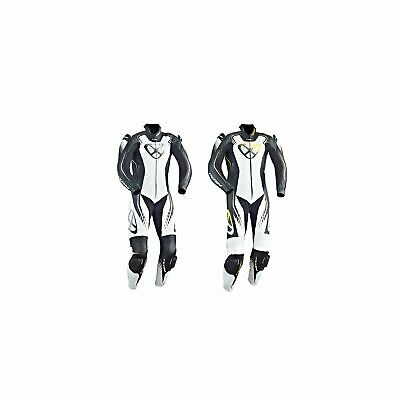 Ixon Starbust 1 One Piece Perforated Leather Motorcycle Bike Riding Suit