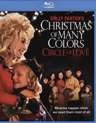 Dolly Parton's Christmas Of Many Colors: Circle Of Love New Blu-Ray Disc