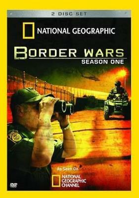 National Geographic: Border Wars - Season One New Dvd