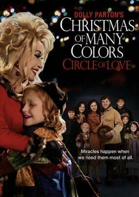 Dolly Parton's Christmas Of Many Colors: Circle Of Love New Dvd