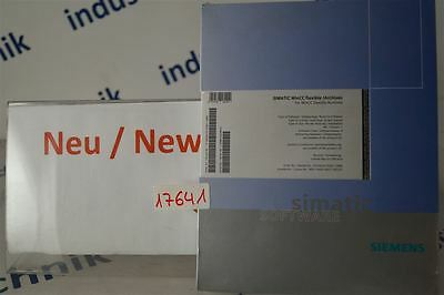 Siemens Simatic software For WinCC flexible Runtime 6AV6618-7ED01-2AB0