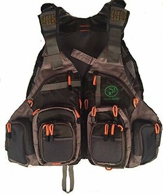 Norco Tackle V-Mesh Fly Fishing Vests