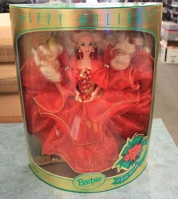 Happy Holiday Barbie 1993, Special Edition