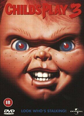 CHILD'S PLAY 3 (DVD) - DVD  LMVG The Cheap Fast Free Post
