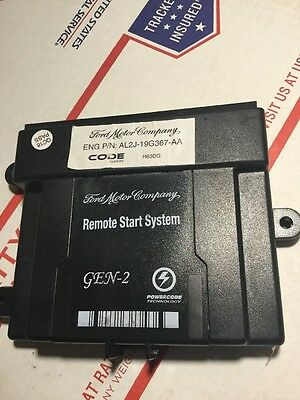 13 14 15 16 ford remote start keyless entry module unit al2j 19g367 2010 2011 2012 ford fusion remote starter system module al2j 19g367 aa bin sciox Image collections