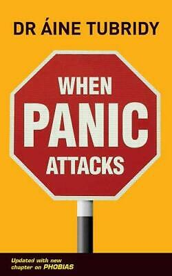 When Panic Attacks 2nd Edition by Aine Tubridy Paperback Book The Cheap Fast
