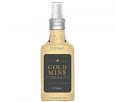 Drybar Gold Mine Shimmering Leave In Conditioner 3.4 Ounces