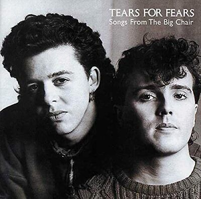 Tears For Fears - Songs From The Big Chair - Tears For Fears CD 29VG The Cheap