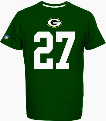 Eddie Lacy # 27 Player T-Shirt size XXL / Football NFL Green Bay Packers,NEW