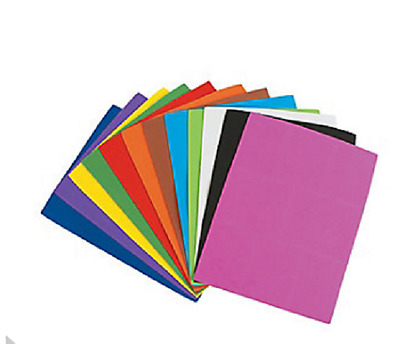 24pc A4 size foam sheets 2mm