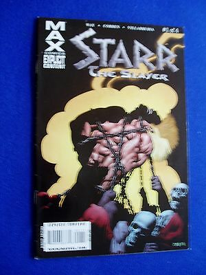 Starr The Slayer complete set 1-4. Richard Corben. 1st prints, New.