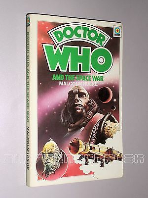 Doctor Who and the Space War (Target books)