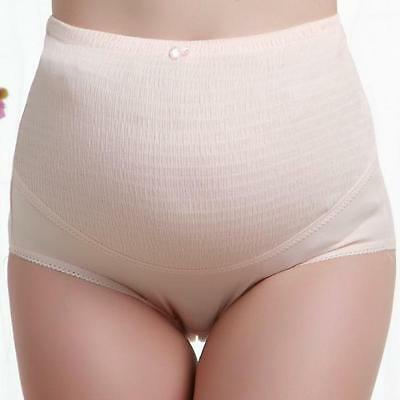 Maternity Knickers Briefs Over Bump Pregnancy Support Pants Baby High waisted