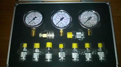 Hydraulic Testing Guages D Mass