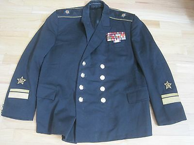 """Soviet Russian 1970"""" One Star Admiral Everyday Jacket"""