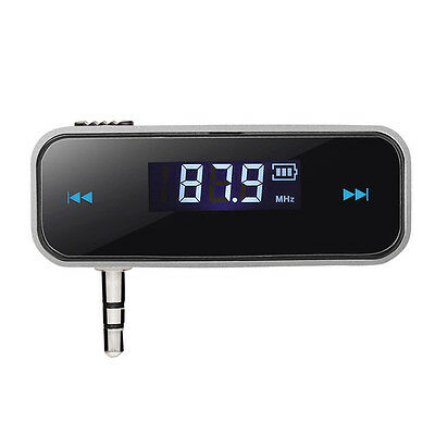 TRANSMETTEUR FM-MP3 BLUETOOTH-VOITURE-SANS FIL-smartphone-mp3