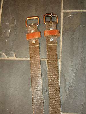 Extra Klein straps for Lineman Climbing Pole/Tree Gaffs