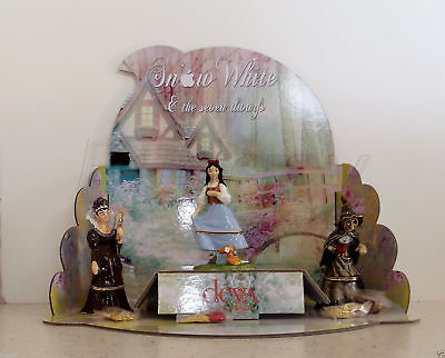 Set of 3 Snow White TRINKET BOX Hidden Treasures  Snow White Wicked Queen Witch