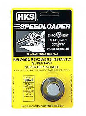 HKS Speedloader model 586-A smith and wesson  ruger