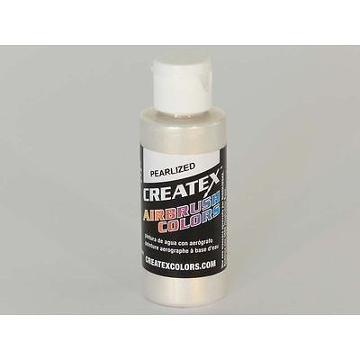 (10,88€/100ml) pearl Platin Createx Airbrush Colors Farbe 60ml 11 5316 Createx