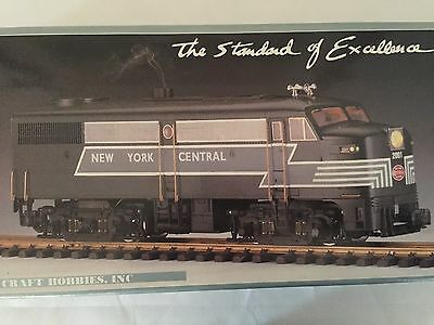 Railway Express Agency G Scale NYC ALCO FA-1 Diesel Locomotive New Old Stock