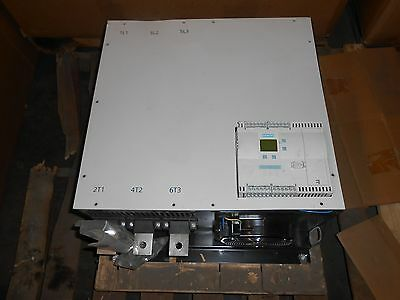 1 New Siemens 3Rw4453-6Bc35 3Rw44536Bc35 Soft Start 494A 494 Amp 120V 400/500 Hp