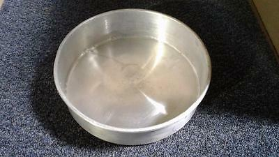 """Industrial/Commercial Round Aluminum Cake Pan. 10"""" x 2-1/2"""""""